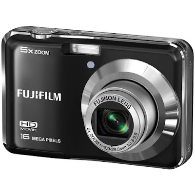 Fujifilm Finepix AX550 camera
