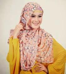 Trend Model Jilbab Cantik Terbaru 2014