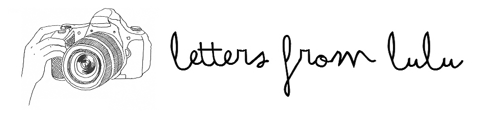 Letters from Lulu