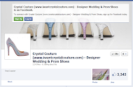 Crystal Couture Brand Like Page