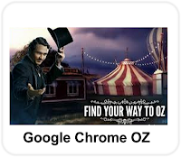 Google Chrome OZ