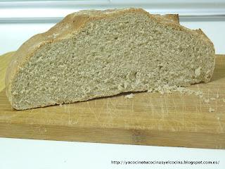 Seccion pan de centeno con cerveza