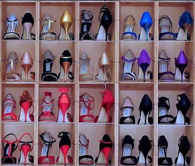 pantofi tango comme il faut