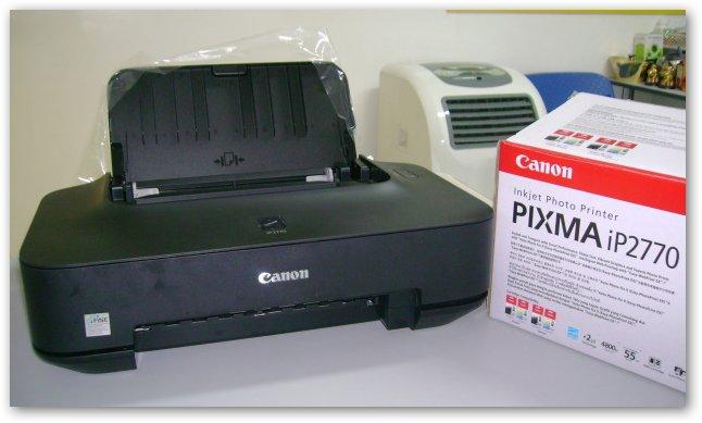 Cara Memperbaiki Printer Canon IP2770 Mati Total   Dahlan