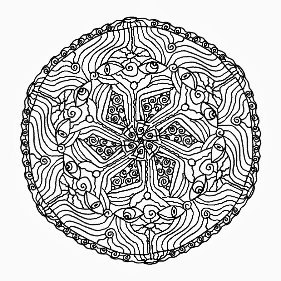 Mandala coloring pages free download - Download Image Free Coloring Pages Mandala Printable Celtic Mandala Coloring Pages