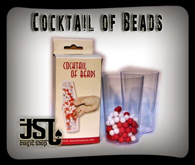 TOKO SULAP JOGJA Cocktail of Beads