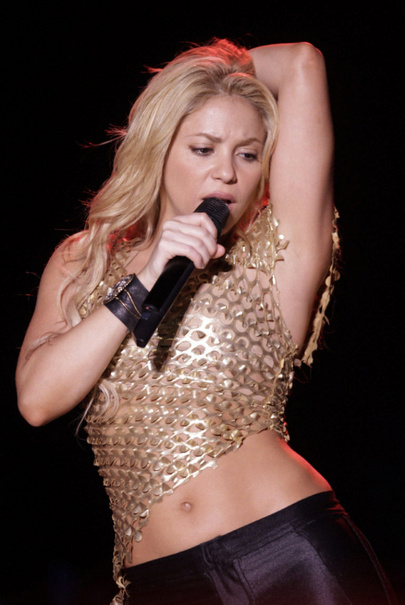 Shakira Concerts pictures