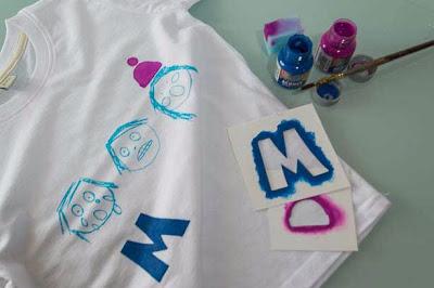 Camisetas pintadas a mano-Tienda Online de Camisetas QuieroCamisetass.com