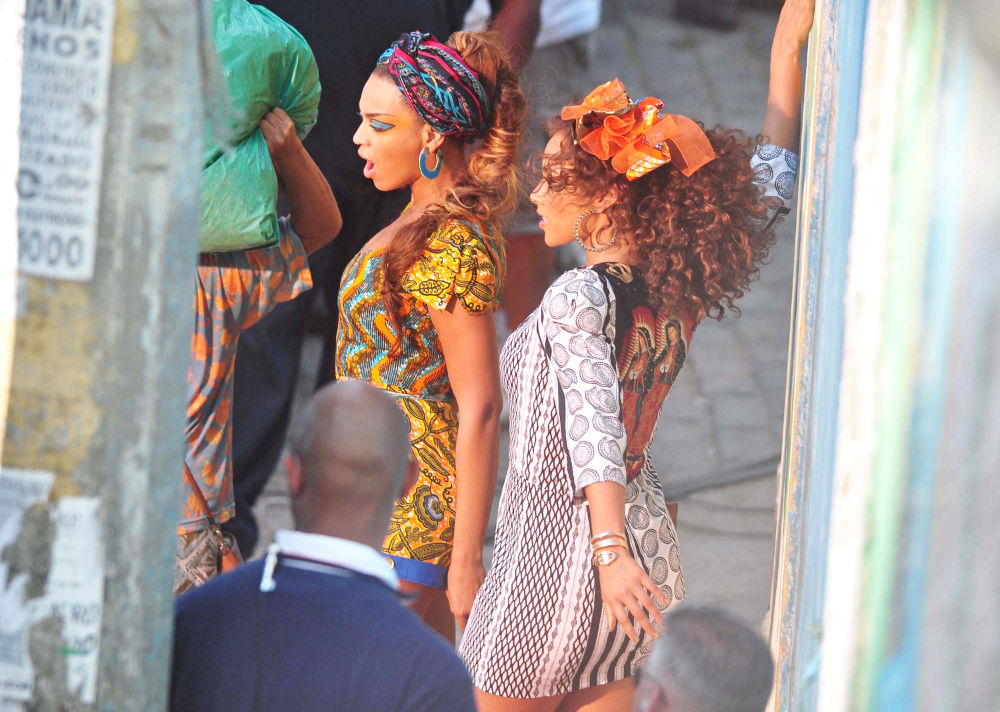 Alicia Keys & Beyoncé's 'Put It In A Love Song' Video