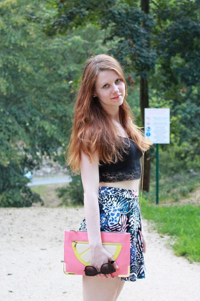 lucie srbová, stáž v cosmopolitanu, style without limits, česká módní blogerka