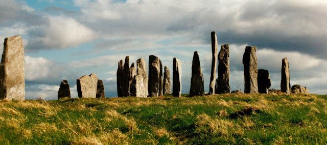 Callanish Standing Stones (Scozia) foto Marta Gutowska