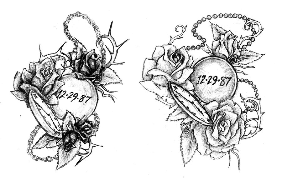 Tattoo Designs Drawing Sketches