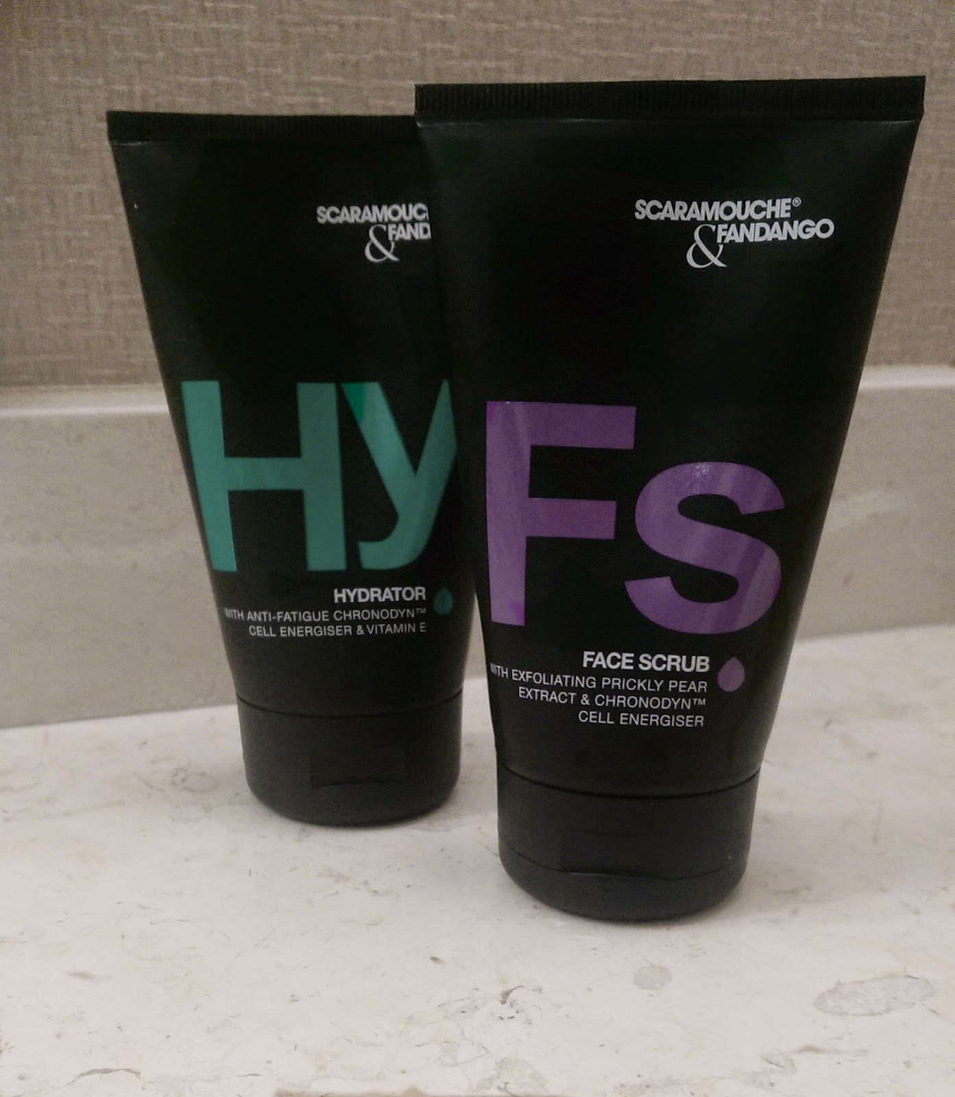 hydrator face scrub grooming rogues brogues scaramouche fandango blog