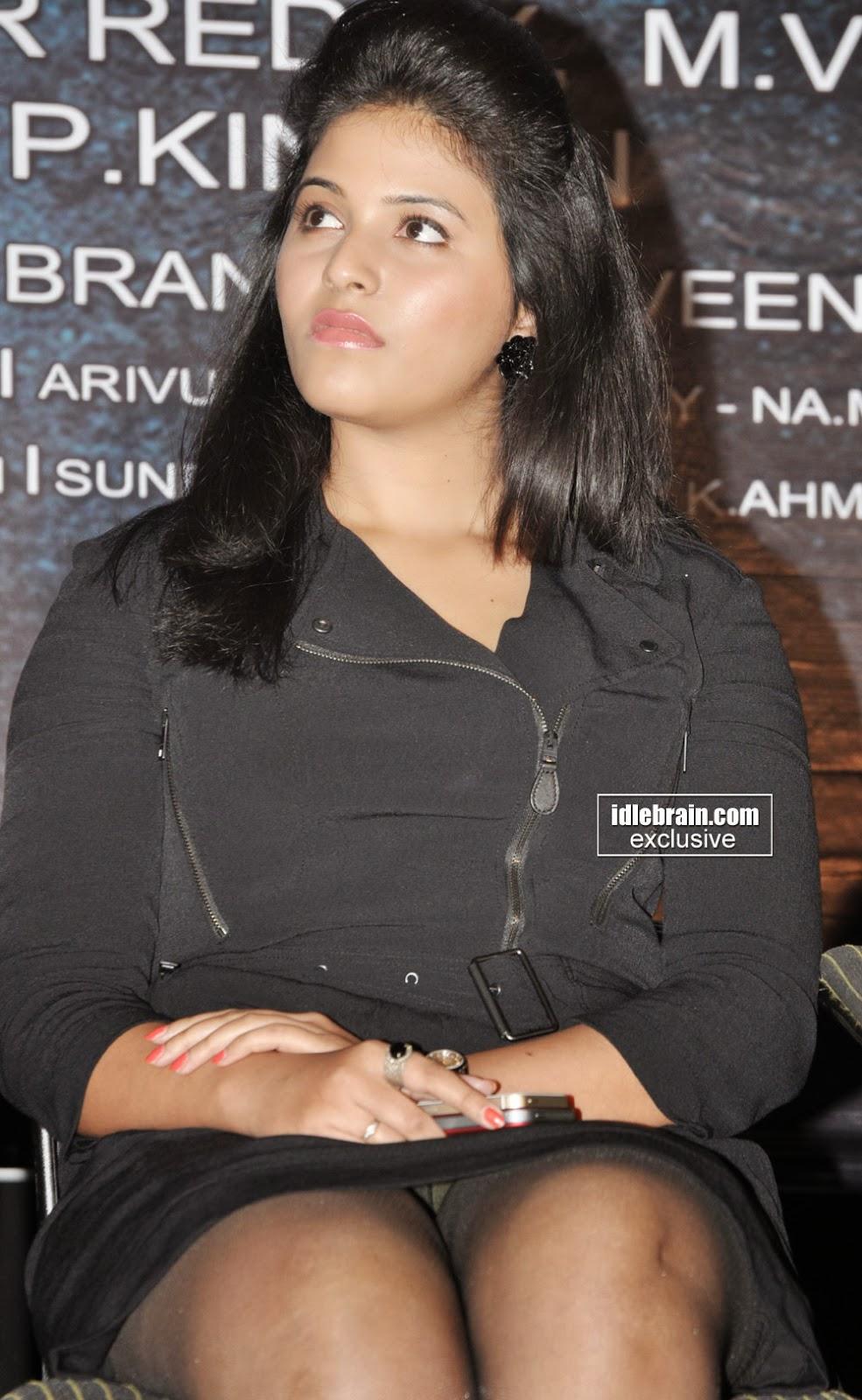 Aththipokal Serial Tamil Actress Anjali Hot