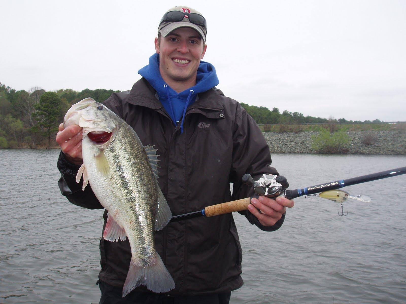 Night fishing jordan lake nc muslim heritage for Bass fishing north carolina