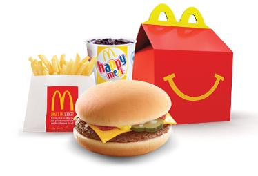 Harga Menu Happy Meal McDonald's Terbaru,