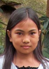 Prity - East Indonesia (ID-210), Age 9