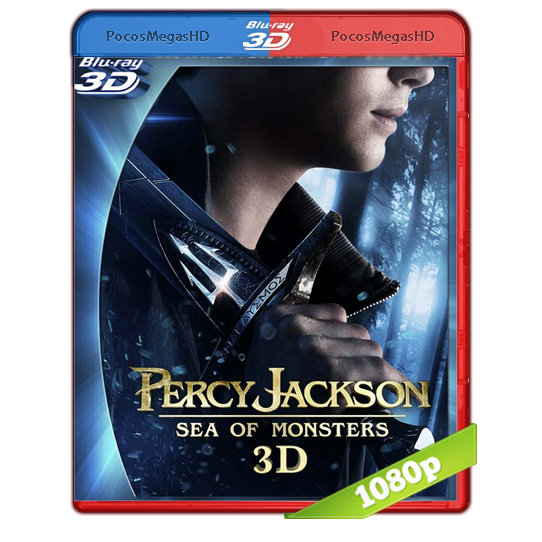 Percy Jackson: Y El Mar De Los Monstruos (2013) 3D SBS BRRip 1080p Audio Dual Latino/Ingles 5.1 (peliculas hd )