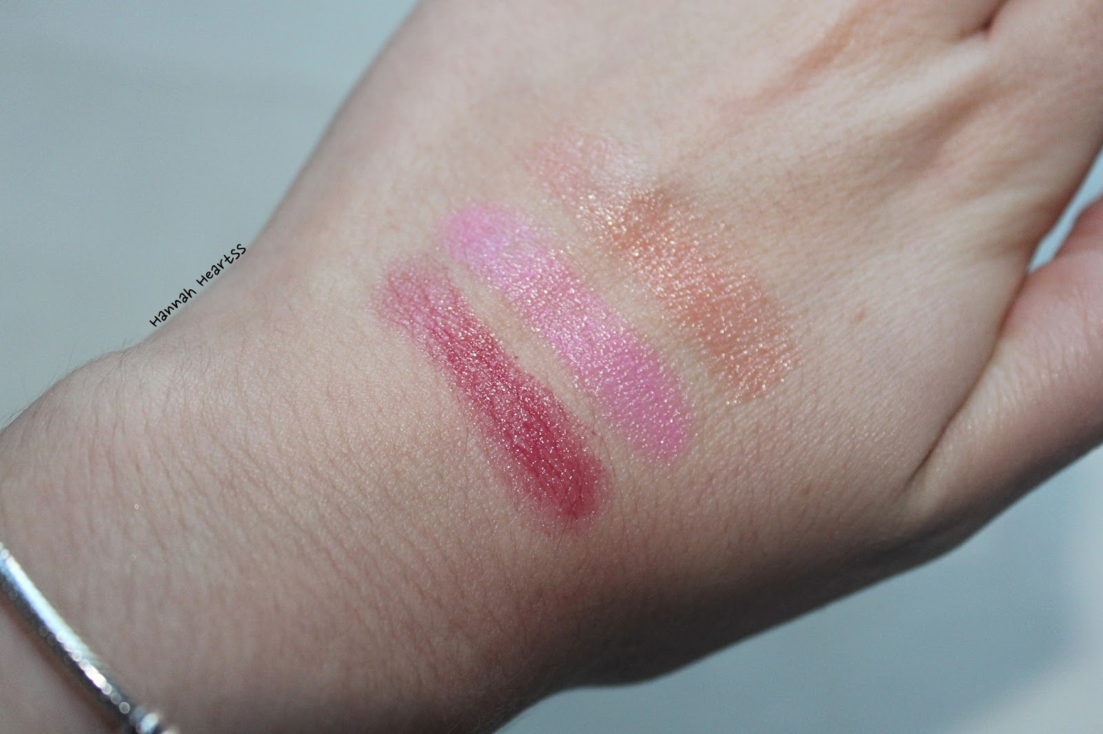 Winter Maybelline Baby Lips Swatched