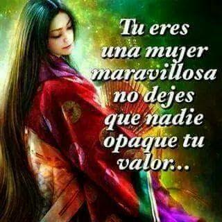 Imagen Reflexion Para Las Mujeres