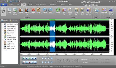 Mp3 Music Editor Software