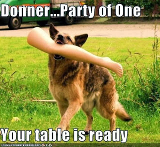 Meme: Donner, Part of One: Your Table Is Ready