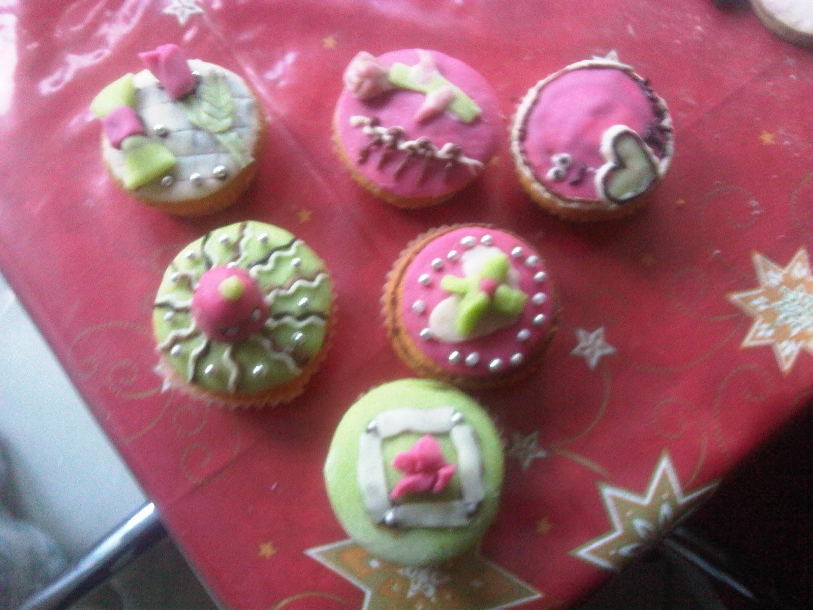 Welcome in my world cupcake 39 s versieren - Versieren haar badkamer ...