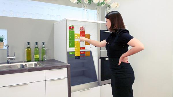 Moderne Retro Keuken : Houten keuken