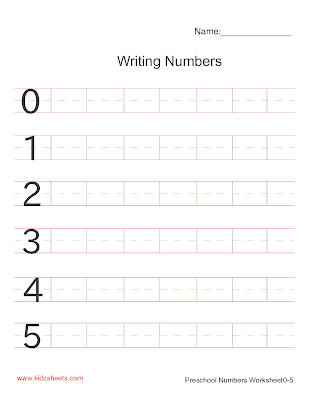 Free Printable Preschool Writing Numbers Worksheets, Free Worksheets, Kids Maths Worksheets, Maths Worksheets, Preschool Writing Numbers Worksheets, Writing Numbers, Preschool, Kids Writing Numbers