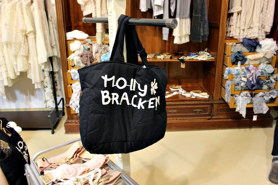 In Moda Veritas: Blogger day   Molly Bracken