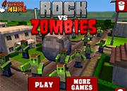Rock Vs Zombies