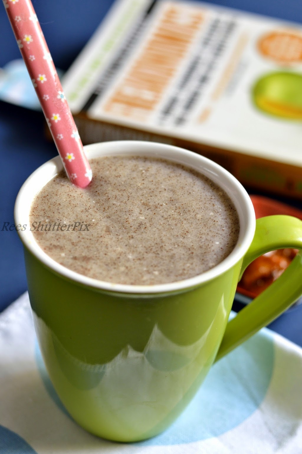 ragi porridge, ragi with curd, fermented ragi drink for strenght, stamina, easy ragi drink for runners, step wise picture recipe