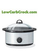 Find More Crock Pot Recipes at LowCarbCrock.com