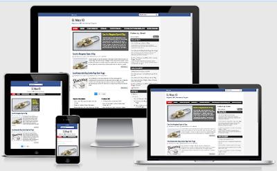 SL Wuss V3 SEO, Responsive, Fast Loading dan User Friendly Blogger Template
