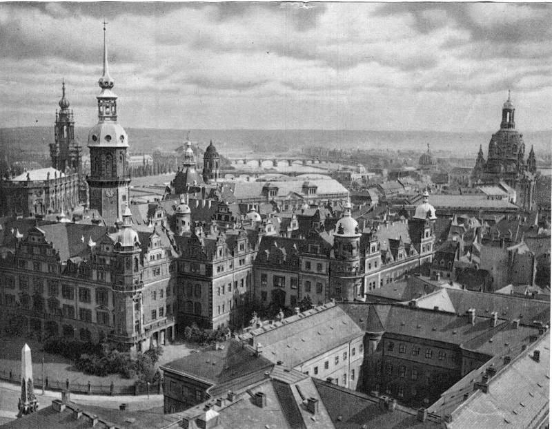 Dresde antes de 1945