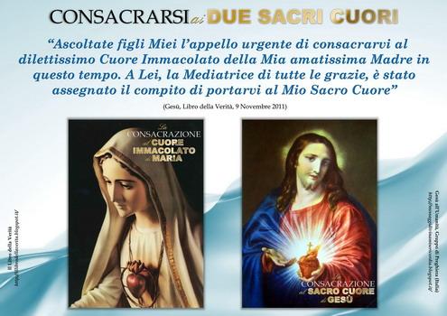 Ebooks consacrazione ai cuori di Gesù e di Maria