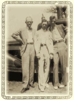 Joe, Clyde & Henry.