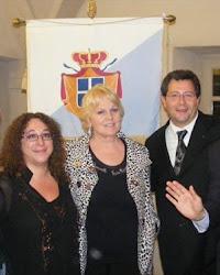 Katia Ricciarelli e l'orchestra Principato di Seborga