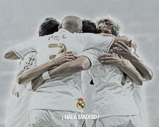 New Hala Madrid wallpaper HD Real madrid 2013 - 2014