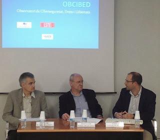 Presentación del Observatorio de Ciberseguridad, Derechos y Libertades (OBCIBED)