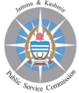 Jammu and Kashmir Public Service Commission (JKPSC) (www.tngovernmentjobs.in)