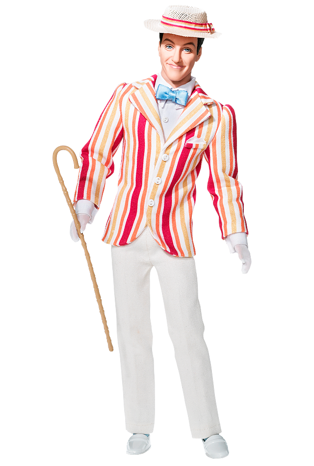 Mary Poppins Bert Doll