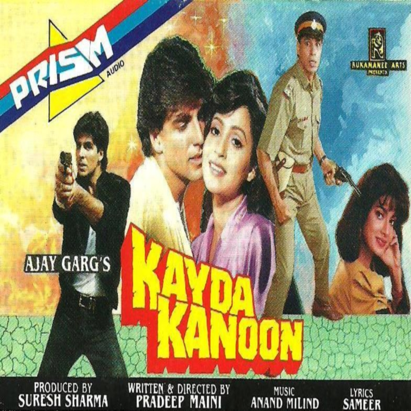 Kayda Kanoon (1993) DVD