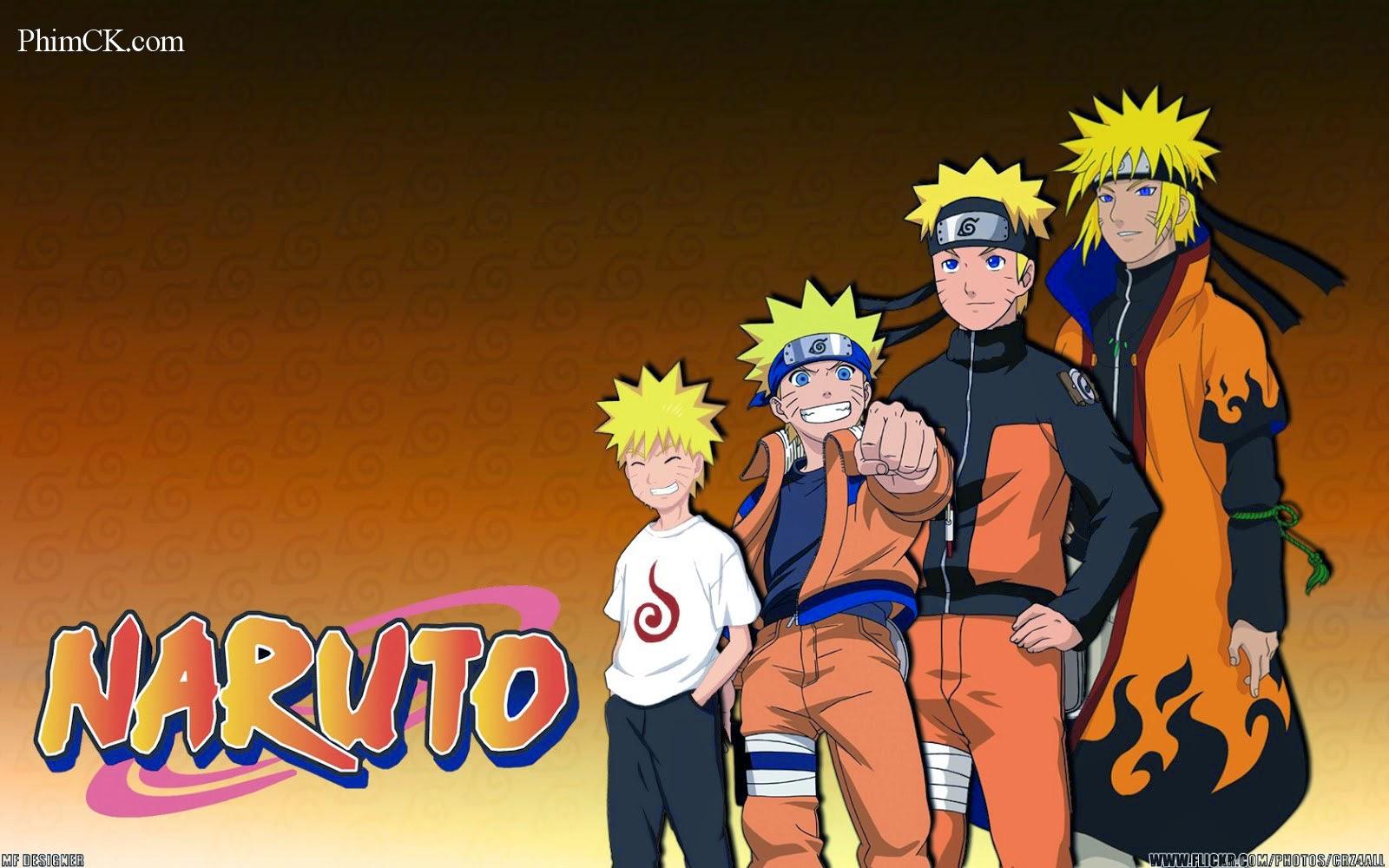 Naruto Shippuuden tap cuoi