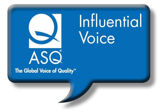 ASQ Influential Voice