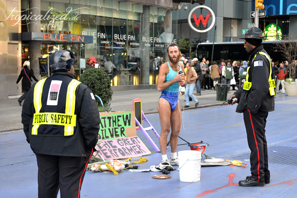 New York November 2012 Performer Public Safety