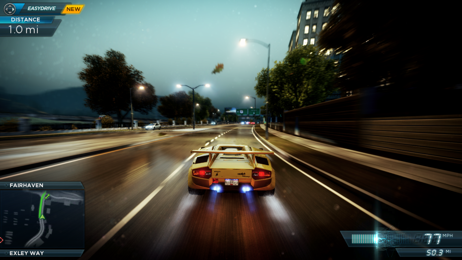 Screen Shoot 2 Download Need For Speed Most Wanted 2012