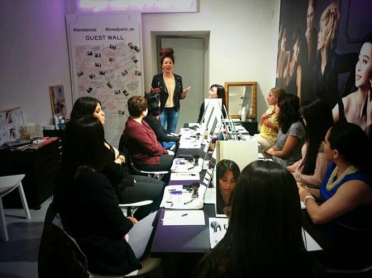 cursos maquillaje gratis loreal