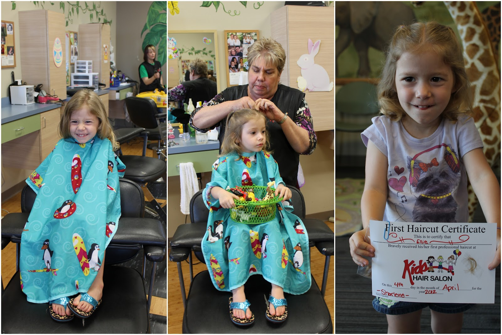 Mezzadri Twins Daughter Dates And First Hair Cuts
