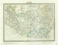 نقشه مستقل بلوچستان در سال 1830 م